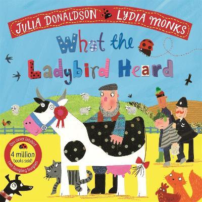 What the Ladybird Heard book