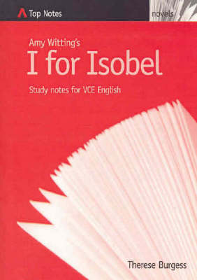 I for Isobel by Therese Burgess