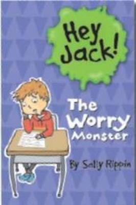 Worry Monsters book