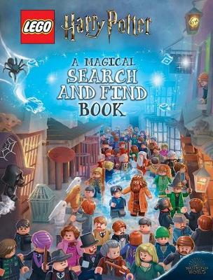 LEGO Harry Potter: A Magical Search and Find Book book