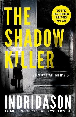 The The Shadow Killer by Arnaldur Indridason