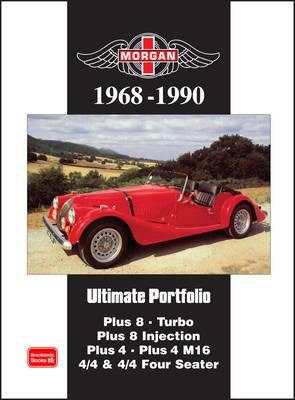 Morgan Ultimate Portfolio 1968-1990 book