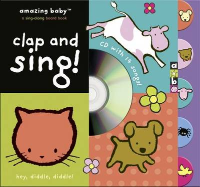 Clap And Sing: Amazing Baby by Emily Hawkins