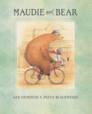 Maudie and Bear book