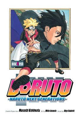 Boruto: Naruto Next Generations, Vol. 4 by Masashi Kishimoto