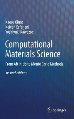 Computational Materials Science by Kaoru Ohno