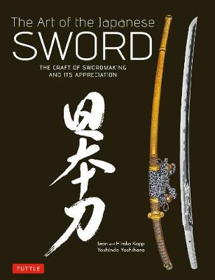 Art of the Japanese Sword book