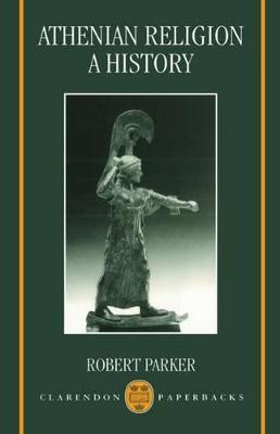 Athenian Religion: A History book
