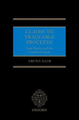 Claims to Traceable Proceeds by Aruna Nair