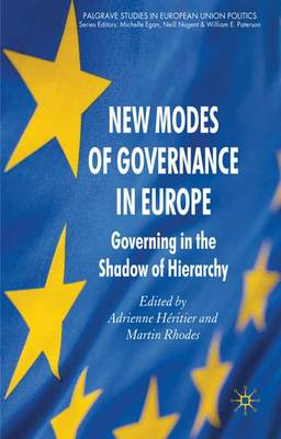 New Modes of Governance in Europe book