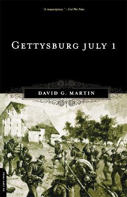 Gettysburg July 1 by David Martin