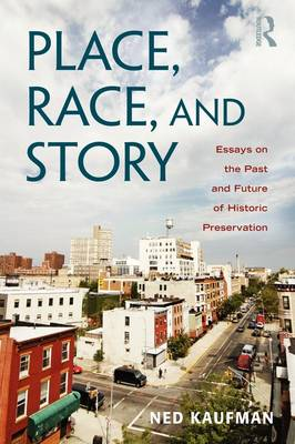 Place, Race, and Story book