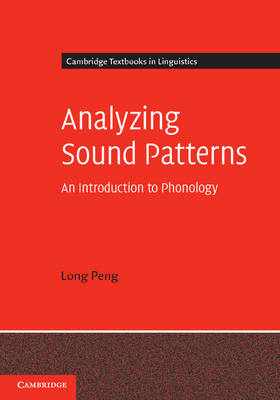 Analyzing Sound Patterns by Long Peng