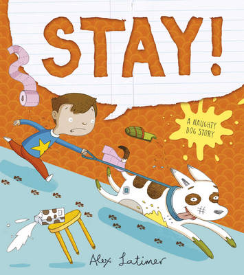 Stay! book