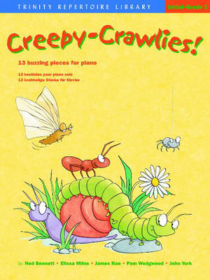 Creepy-Crawlies! by Ned Bennett