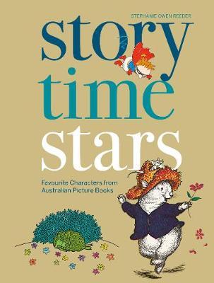 Story Time Stars by Stephanie Owen Reeder