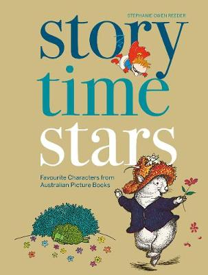 Story Time Stars by Stephanie Owen Reeder