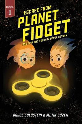 Escape from Planet Fidget by Bruce Goldstein