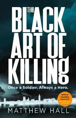The Black Art of Killing by Matthew Hall
