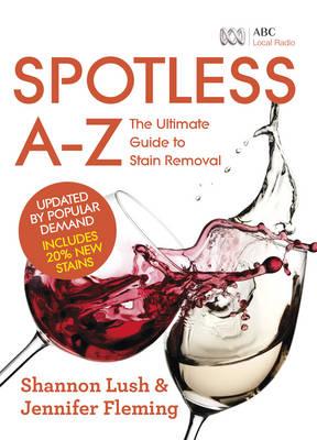Spotless A-Z book