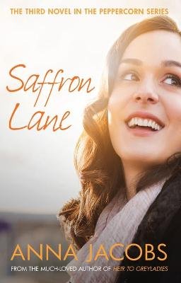 Saffron Lane by Anna Jacobs