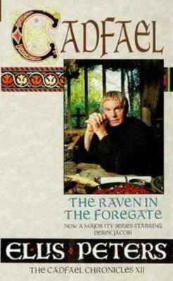 Raven In The Foregate by Ellis Peters