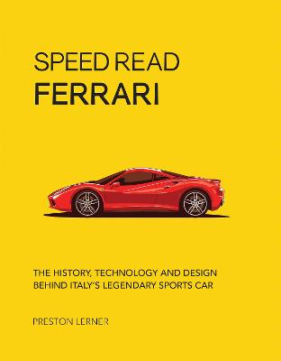 Speed Read Ferrari by Preston Lerner