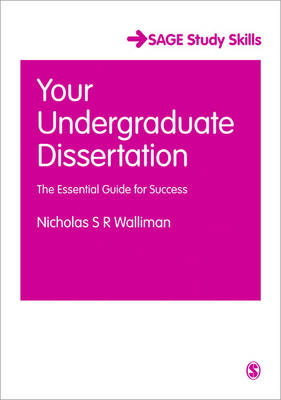 Your Undergraduate Dissertation book
