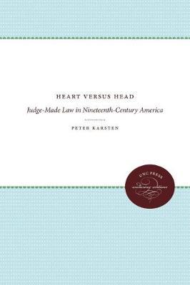 Heart versus Head by Peter Karsten