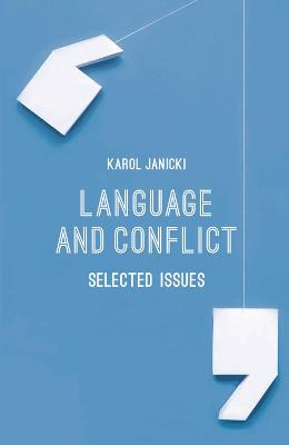 Language and Conflict book
