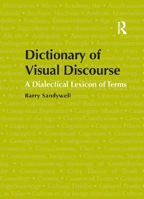 Dictionary of Visual Discourse book