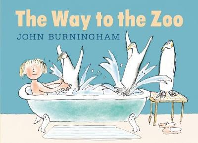 Way to the Zoo by John Burningham