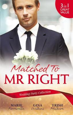 Matched To Mr Right/Wish Upon A Matchmaker/Matched By Moonlight/Her Perfect Cowboy book