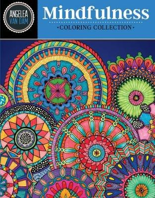 Hello Angel Mindfulness Coloring Collection book