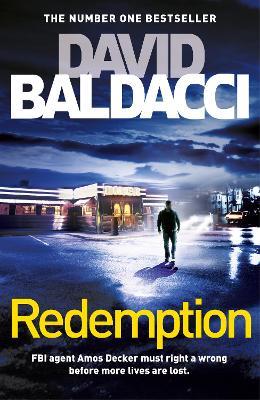 Redemption by David Baldacci