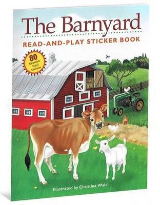 Barnyard Read-and-Play Sticker Book book