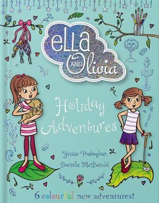 Holiday Adventures Hb #4 by Yvette Poshoglian