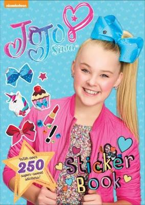 JoJo Siwa Sticker Book book