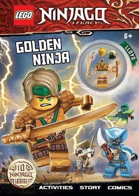 LEGO Ninjago Golden Ninja book