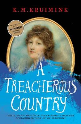 A Treacherous Country by K.M. Kruimink