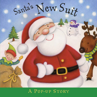 Santa's New Suit by Jenny Broom