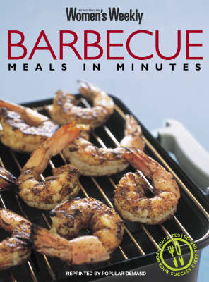 Barbecue: Meals in Minutes by Pamela Clark