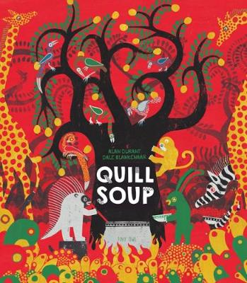 Quill Soup book