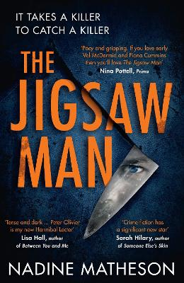 The Jigsaw Man by Nadine Matheson