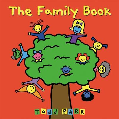 Family Book by Todd Parr