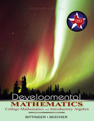 Developmental Mathematics book