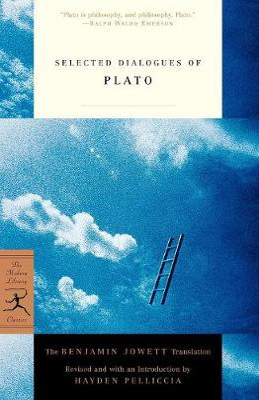 Mod Lib Selected Dialogues Plato book