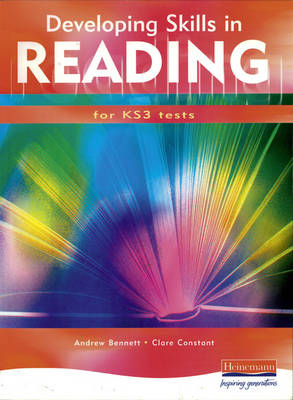 Developing Skills in Reading Student Book by Andrew Bennett
