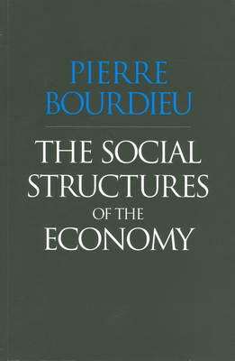 Social Structures of the Economy book