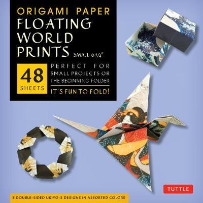 Origami Paper: Floating World Ukiyo-E Prints (Small) by Tuttle Publishing